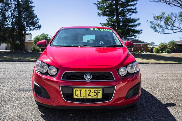 2014 MY15 Holden Barina TM  CD Hatchback Image 4