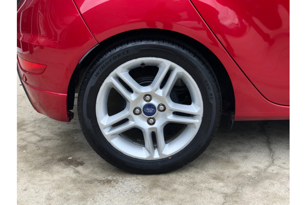 2016 Ford Fiesta WZ SPORT Hatchback Image 4