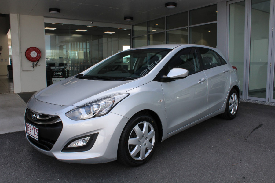 2014 Hyundai I30 GD2 Active Hatchback