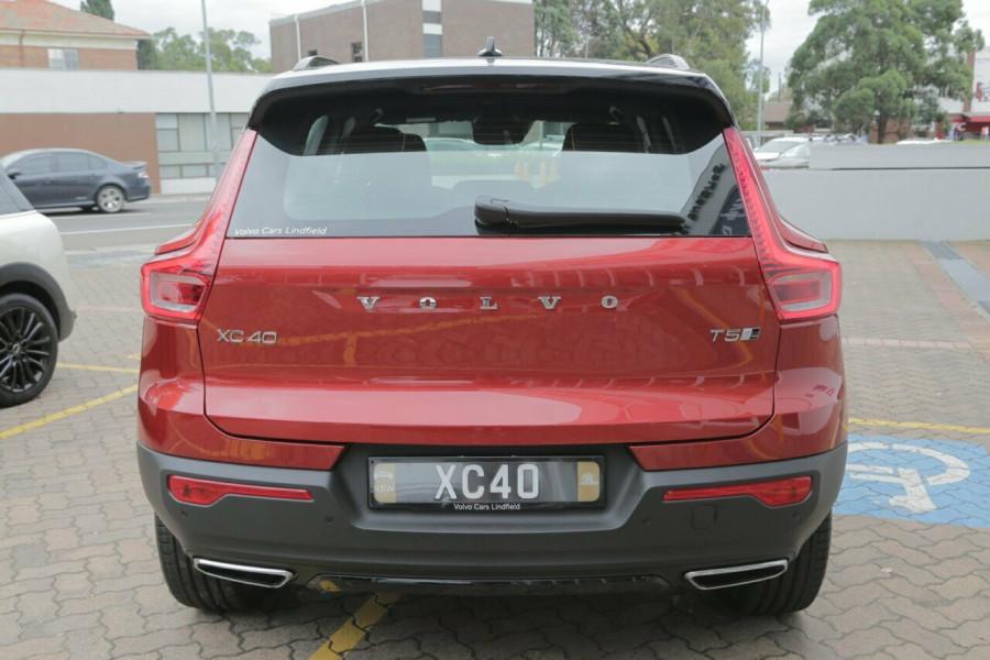 2019 Volvo XC40 T5 R-Design (AWD) Suv Mobile Image 17