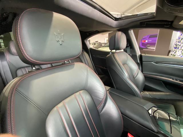 2016 Maserati Ghibli M157 MY16 S Sedan