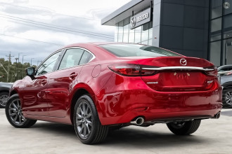 2020 Mazda 6 GL Series Sport Sedan