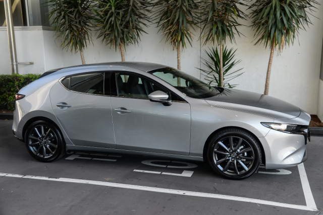 2019 Mazda 3 BP G20 Touring Hatch Hatchback Image 5