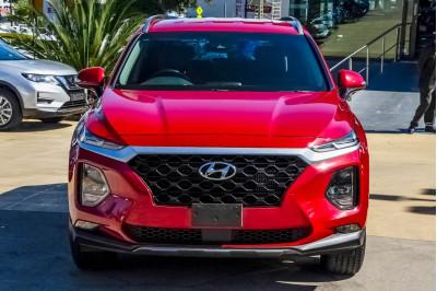 2018 Hyundai Santa Fe TM MY19 Active Suv Image 4