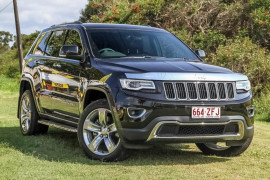 Jeep Grand Cherokee Limited WK MY15