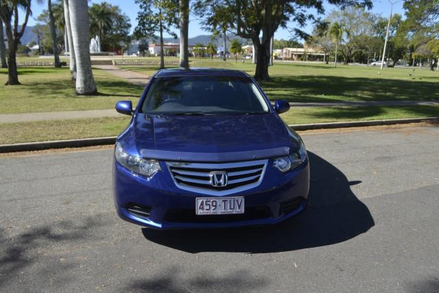2014 Honda Accord Euro Luxury
