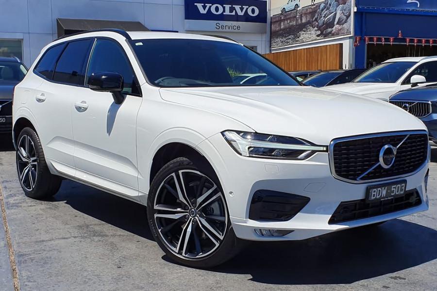 2020 Volvo XC60 UZ T6 R-Design Suv Mobile Image 1