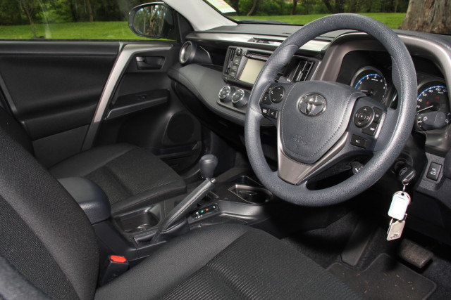 2017 MY18 Toyota RAV4 40 Series GX Petrol AWD Wagon