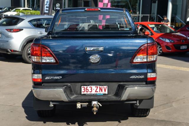 2016 Mazda BT-50 UR0YF1 XTR Utility Image 4