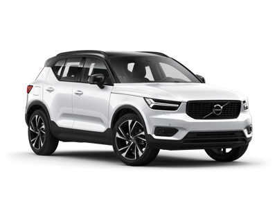 First Ever XC40 R-Design