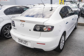 2008 Mazda 3 BK Series 2 Maxx Sport Sedan Image 2