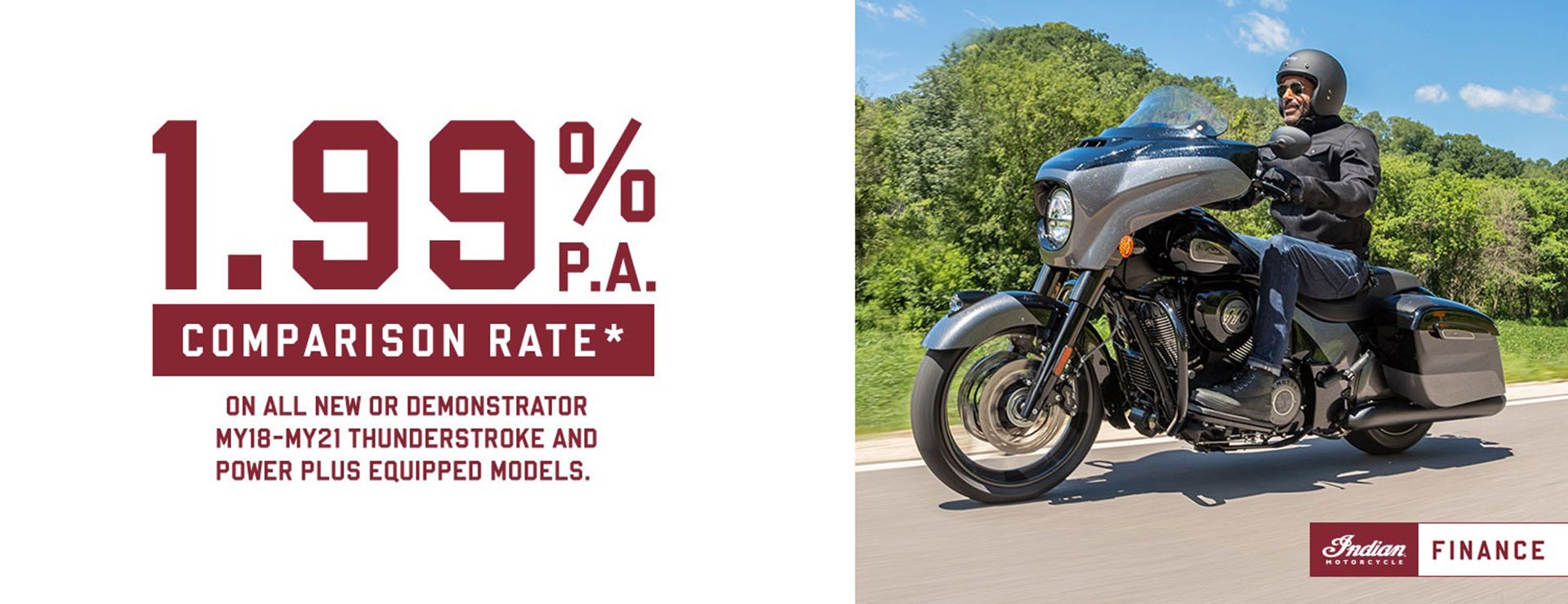 Discover the Indian Motorcycles Offers at Blacklocks Motorcycles