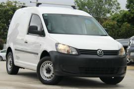 Volkswagen Caddy TSI160 SWB 2KN MY13