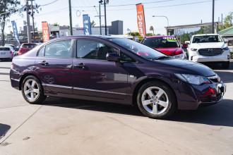 2007 Honda Civic 8th Gen  VTi-L Sedan Image 3