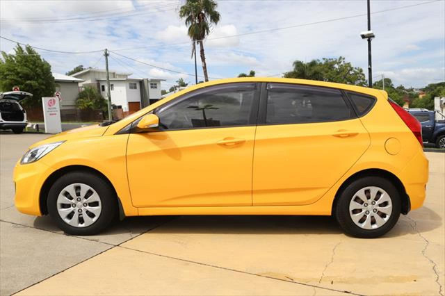 2014 Hyundai Accent RB2 MY15 Active Hatchback Image 1