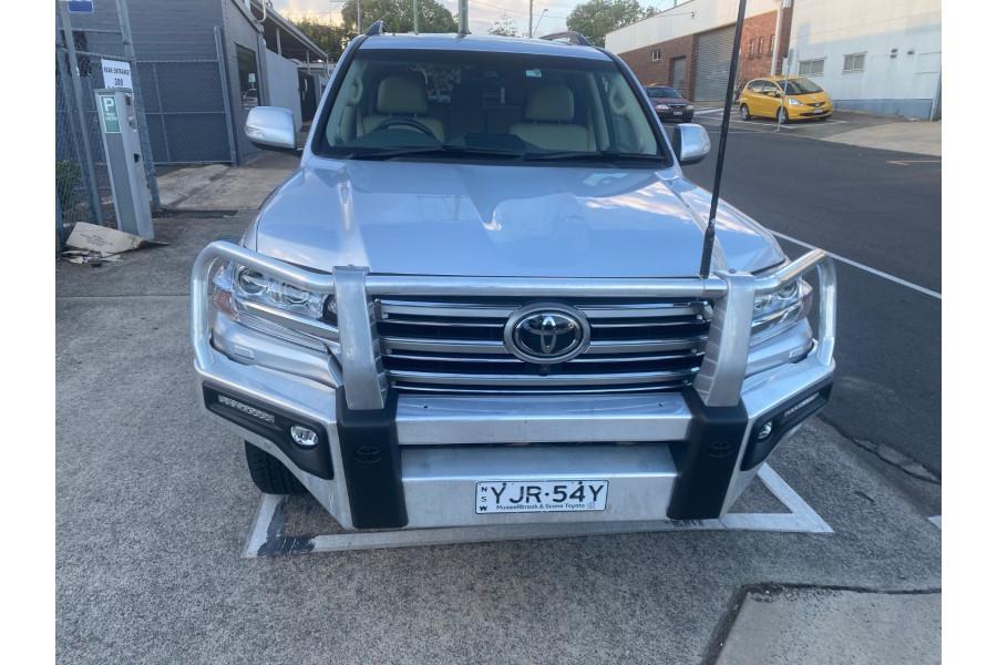 2019 Toyota Land Cruiser Sahara 5450790G0 Wagon