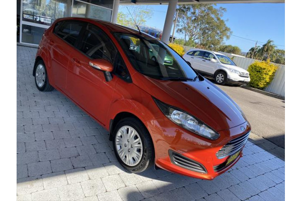 2014 Ford Fiesta WZ Ambiente Hatchback Image 3