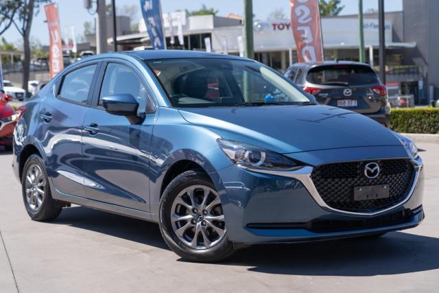 2020 Mazda 2 DL2SAA G15 Pure Sedan