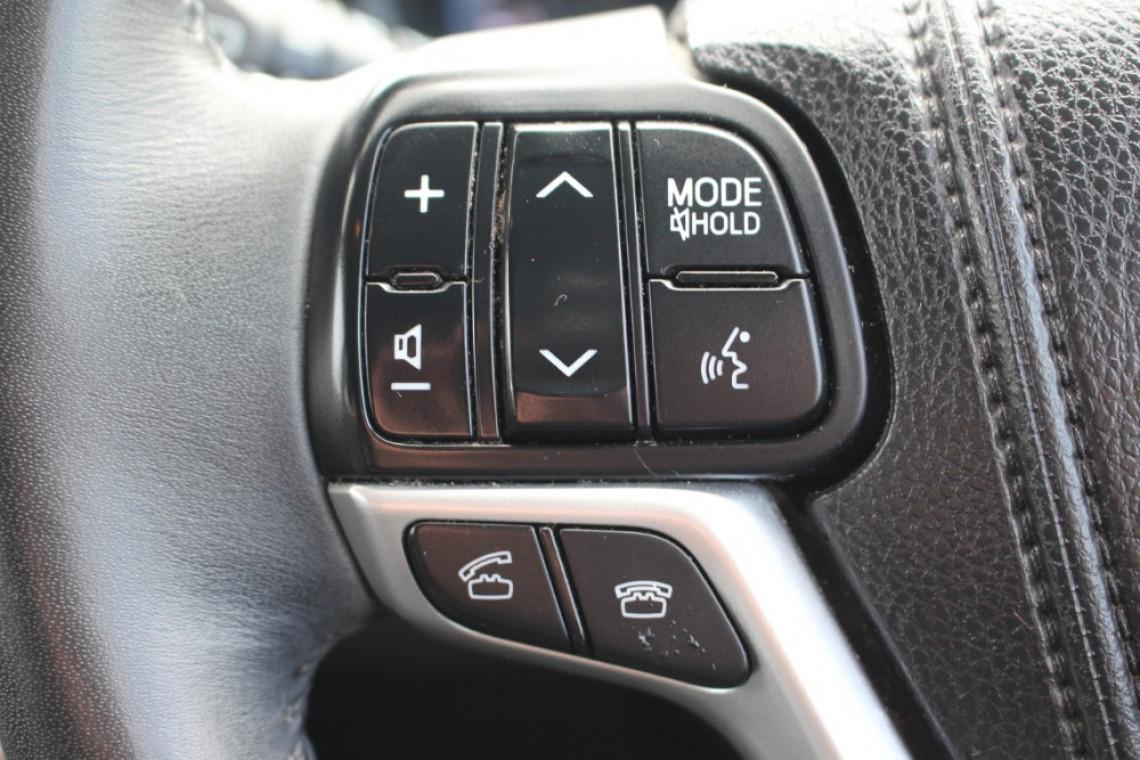 2014 Toyota Kluger GSU50R GXL Suv