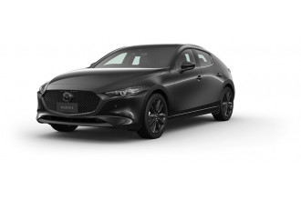 2021 MY20 Mazda 3 BP G25 Astina Hatch Hatchback Image 2