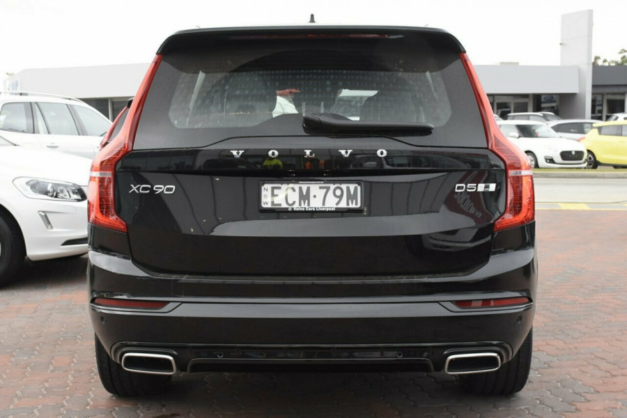 2018 MY19 Volvo XC90 L Series D5 R-Design Suv Mobile Image 15