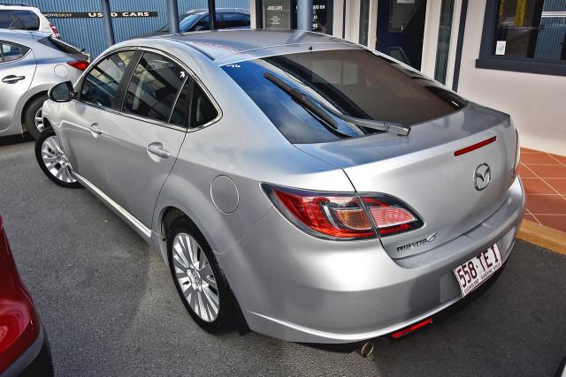 2009 Mazda 6 GH Series 1 MY09 Luxury Sports Hatchback Image 2