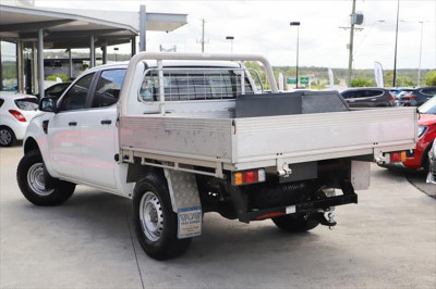 2011 Ford Ranger PX XL Cab chassis Image 4