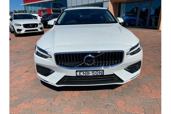 2019 MY20 Volvo S60 Z Series MY20 T5 Geartronic AWD Inscription Sedan Image 5