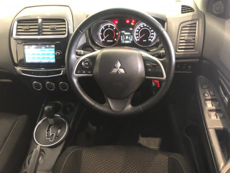 2014 Mitsubishi ASX XB Turbo LS Awd wagon