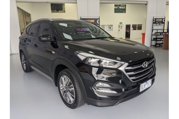 2017 MY18 Hyundai Tucson TL MY18 ACTIVE X Suv Image 4