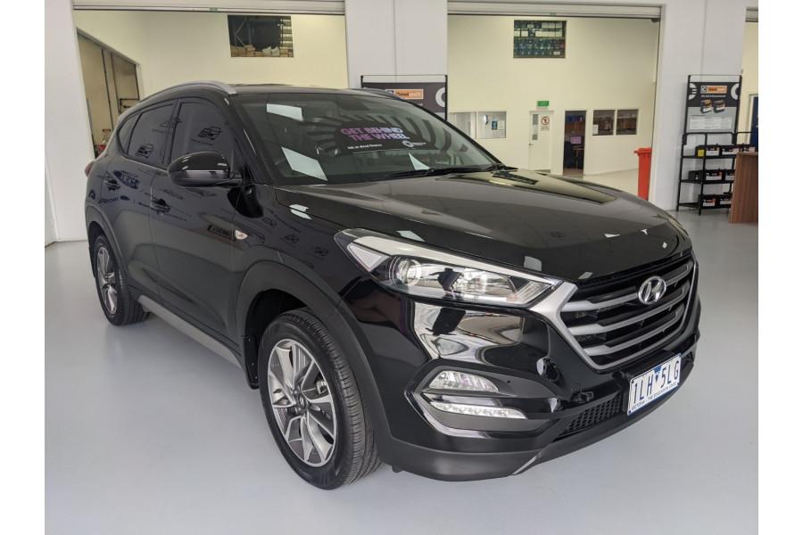 2017 MY18 Hyundai Tucson TL MY18 ACTIVE X Suv