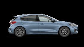 2021 Ford Focus SA ST-Line Hatchback