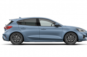 2021 Ford Focus SA ST-Line Hatchback