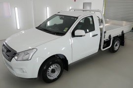 2018 Isuzu UTE D-MAX -- 4x2 SX Single Cab Chassis Low-Ride