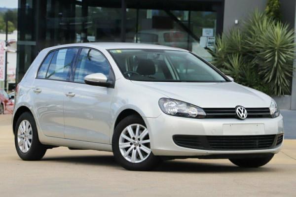 2012 Volkswagen Golf VI MY13 90TSI Trendline Hatchback