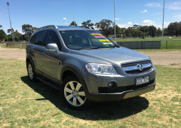 Holden Captiva LX (4X4) CG MY10