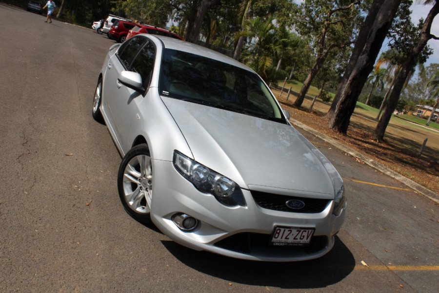 2009 Ford Falcon FG XR6 Sedan