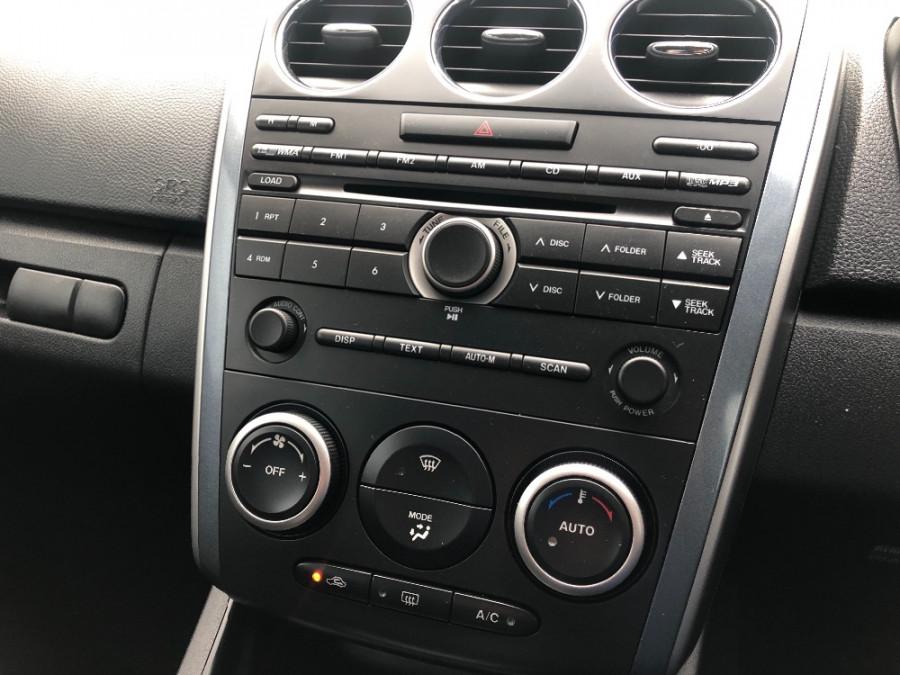 2011 Mazda Cx-7 ER10L2 Classic Wagon