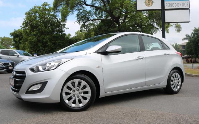 Hyundai I30 ACTIVE GD4 SERIES II MY16