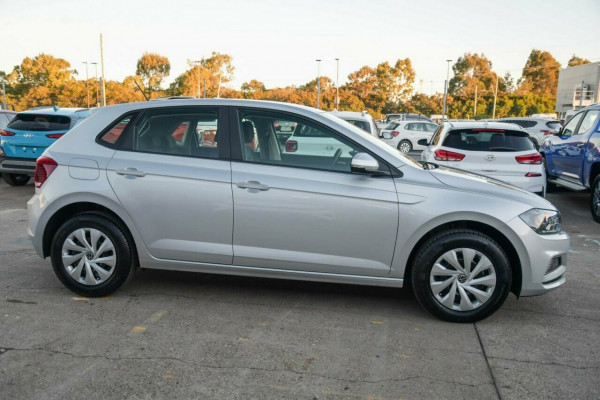 2020 MY21 Volkswagen Polo AW Trendline Hatchback