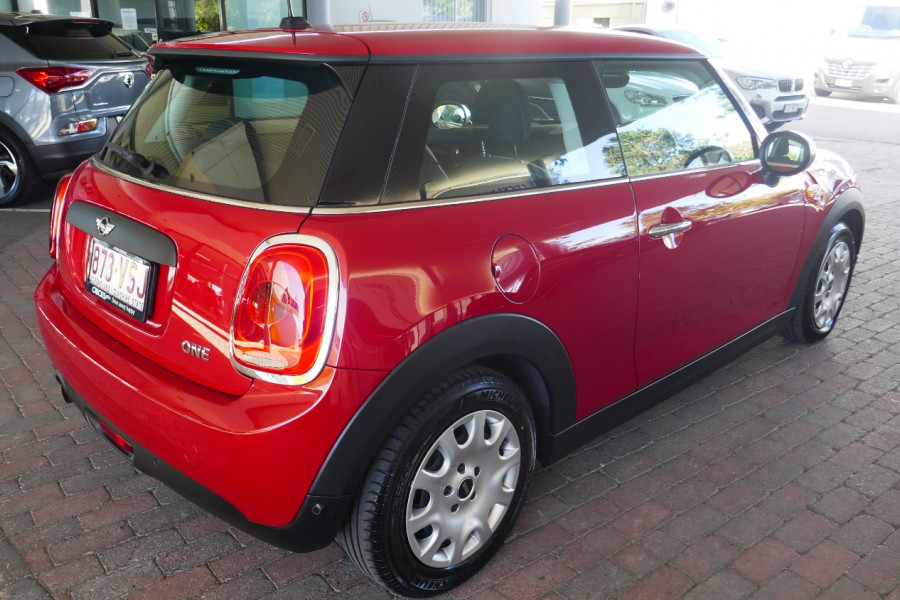 2015 Mini Hatch Hatchback