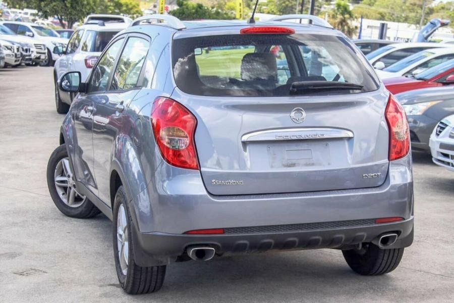 2011 SsangYong Korando C200 S Wagon Image 2