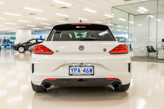 2016 MY17 Volkswagen Scirocco R 1S Wolfsburg Edition Coupe Image 4
