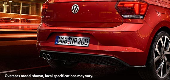 New Polo GTI GTI Suspension
