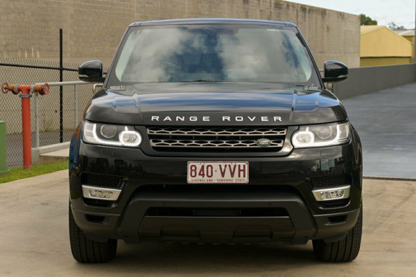 2014 MY14.5 Land Rover Range Rover Sport L494 MY14.5 SDV6 Suv Image 3