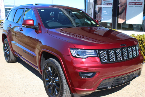2020 MY0  Jeep Grand Cherokee WK Night Eagle Suv