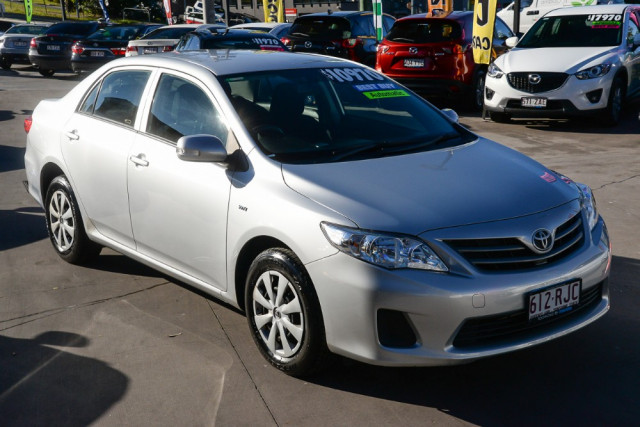 2010 Toyota Corolla ZRE152R Ascent Sedan Image 5