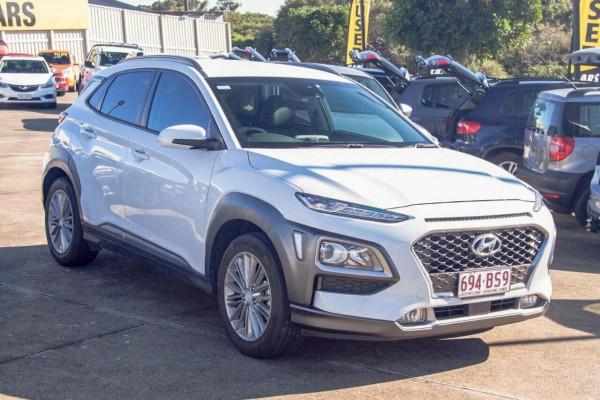 2019 Hyundai Kona OS.2 MY19 Elite (FWD) Suv Image 4