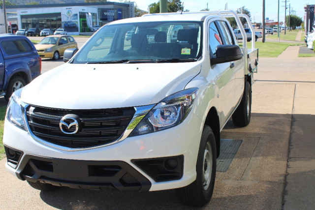 2019 Mazda BT-50 UR 4x4 3.2L Dual Cab Chassis XT Other Image 3