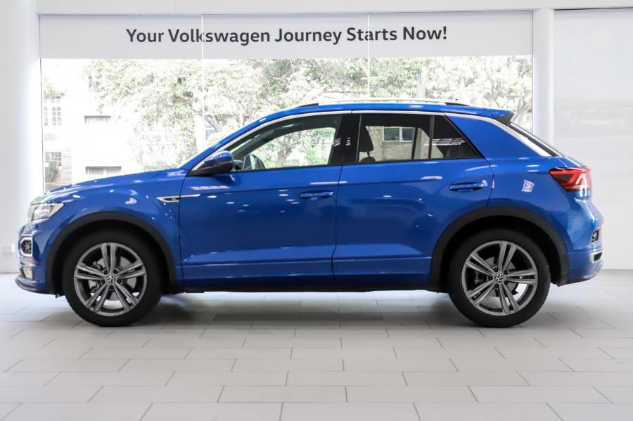 2021 Volkswagen T-Roc A1 140TSI Sport Suv Image 3